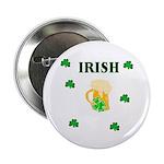Irish Beer Shamrocks 2.25&Quot; 2.25