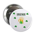 Irish Beer Shamrocks 2.25