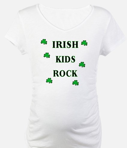 Irish Beer Shamrocks Shirt
