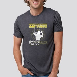 Bartender Shirt, I'm Aware That I Am Rare T-Shirt