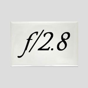 f/2.8 Rectangle Magnet