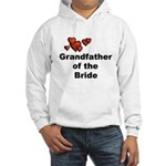 Grandfather of the Bride Hooded Sweatshirt