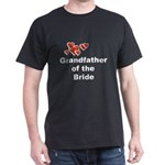 Grandfather of the Bride Dark T-Shirt