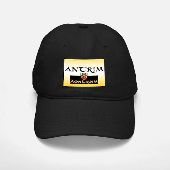 Antrim GAA Baseball Hat
