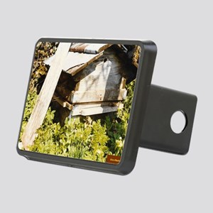ruche Rectangular Hitch Cover