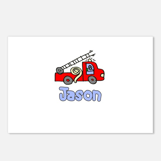 Jason Postcards (Package of 8)