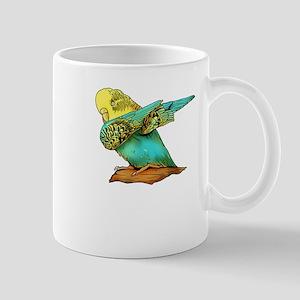 Budgie Budgerigar Mugs