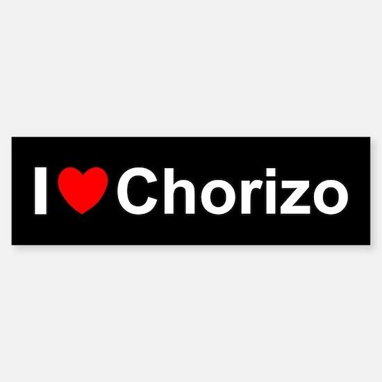 Chorizo Sticker (Bumper)
