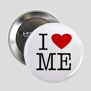 I Love Maine (ME) Button
