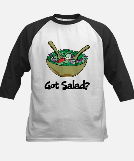 Got Salad Kids Baseball Jersey