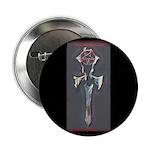 "Vampyrian TempleUVUP 2.25"" Button (100 pack)"