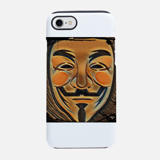 V For Vendetta 7 Merchandise iPhone 8/7 Tough Case