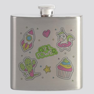 Girl power Flask