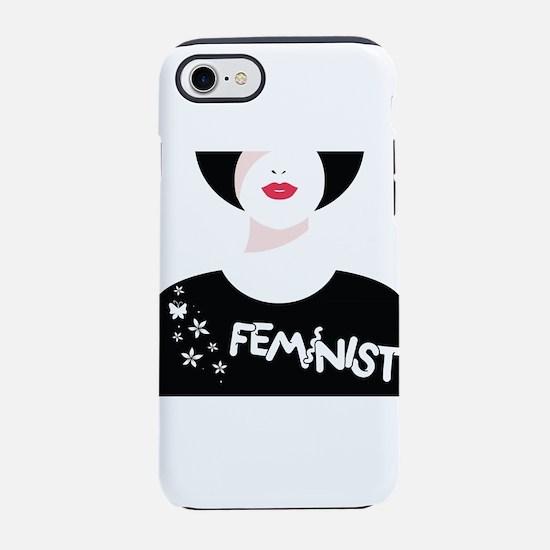 Feminist iPhone 8/7 Tough Case