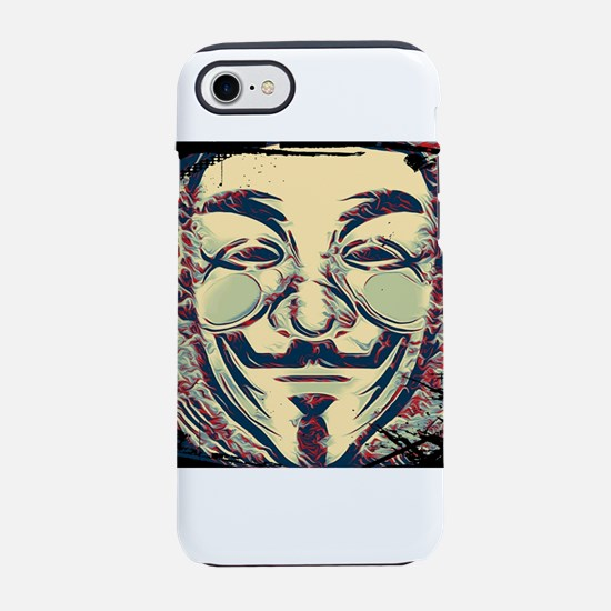 V For Vendetta 2 Merchandise iPhone 8/7 Tough Case