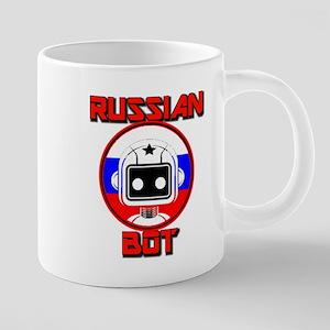 RUSSIAN BOTS TRUMP MEMO Mugs