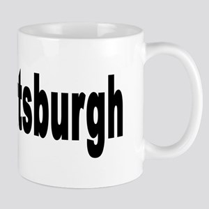 I Love Pittsburgh Mug