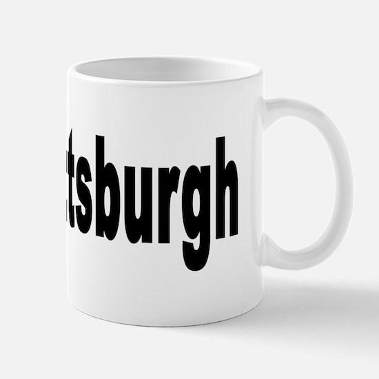I Love Pittsburgh Mug