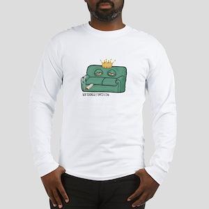 Sofa King Stoned Long Sleeve T-Shirt