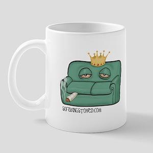 Sofa King Stoned Mug