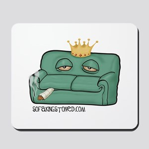 Sofa King Stoned Mousepad