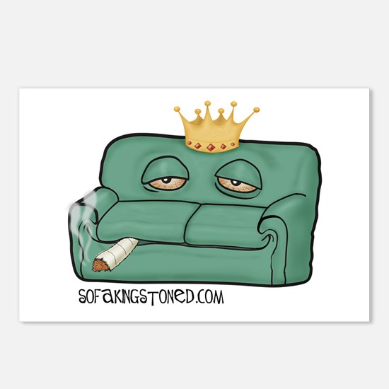 Sofa King Stoned Postcards (Package of 8)