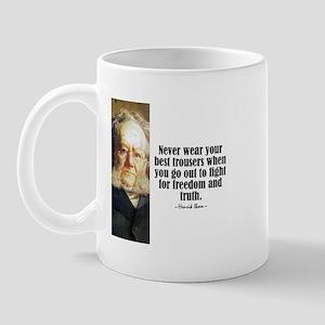 "Ibsen ""Best Trousers"" Mug"