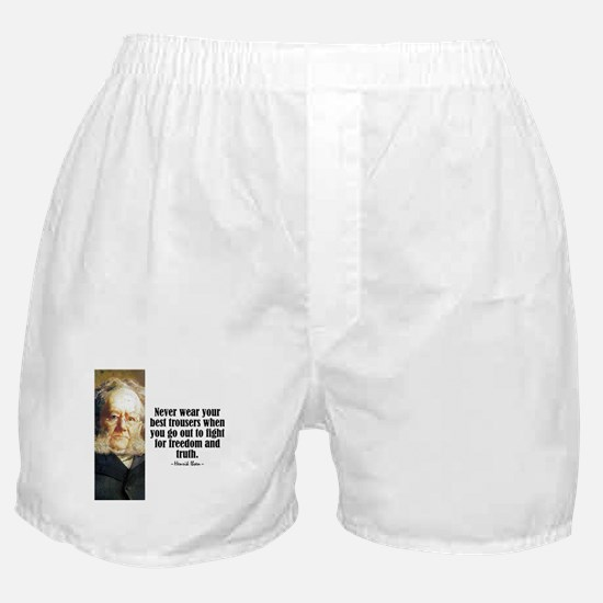"""Ibsen """"Best Trousers"""" Boxer Shorts"""