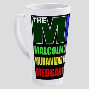 African American leaders 17 oz Latte Mug