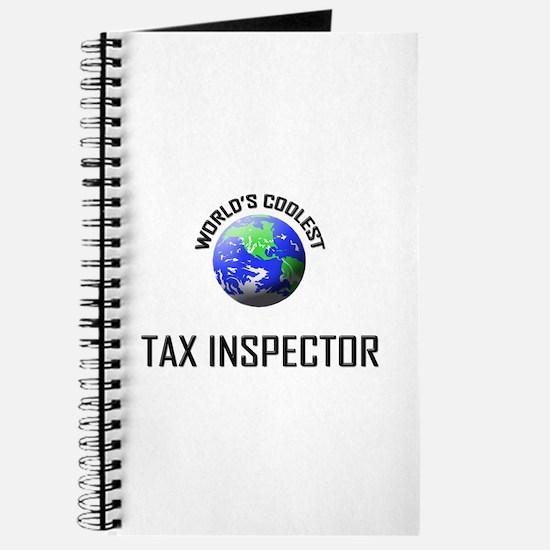 World's Coolest TAX INSPECTOR Journal