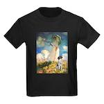 Umbrella / Ger SH Pointer Kids Dark T-Shirt