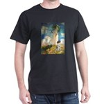 Umbrella / Ger SH Pointer Dark T-Shirt
