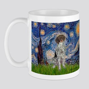 Starry Night /German Short Mug
