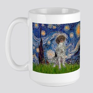 Starry Night /German Short Large Mug