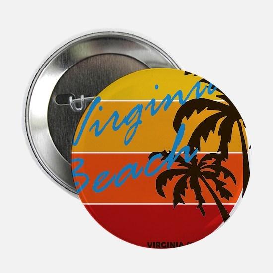 """Summer virginia beach- virg 2.25"""" Button (10 pack)"""