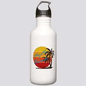 Summer myrtle beach- s Stainless Water Bottle 1.0L