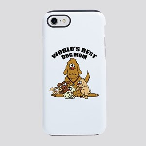 Best Dog Mom iPhone 8/7 Tough Case