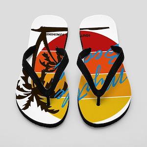 Summer myrtle beach- south carolina Flip Flops