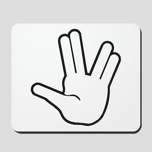 Live Long & Prosper - 1 Mousepad