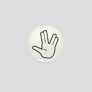 Live Long & Prosper - 1 Mini Button