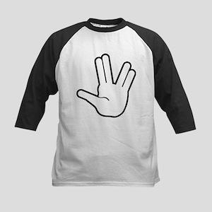 Live Long & Prosper - 1 Kids Baseball Jersey