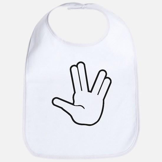 Live Long & Prosper - 1 Bib