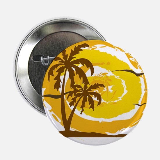 "Summer clearwater- florida 2.25"" Button"