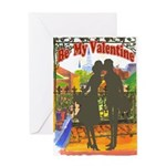 New Orleans Valentine's Card