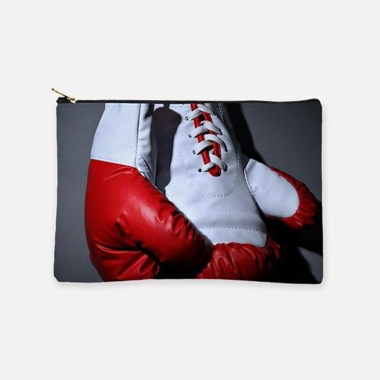 Boxing Gloves Makeup Bag