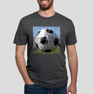 Football Ball In Net T-Shirt