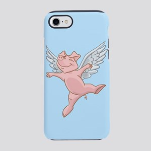 Flying Pig Iphone 8/7 Tough Case