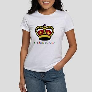 GOD SAVE THE QUEEN! Women's T-Shirt
