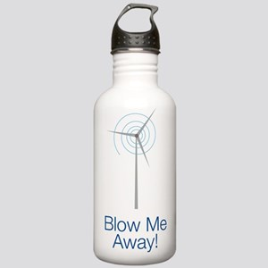 Blow Me Away Stainless Water Bottle 1.0L