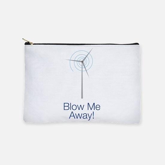 Blow Me Away Makeup Bag